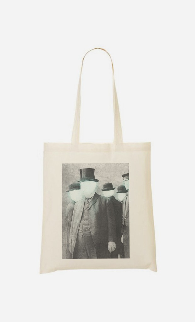 Tote Bag Business As Usual