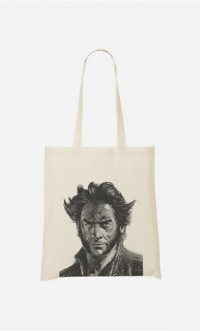 Tote Bag Wolverine 2