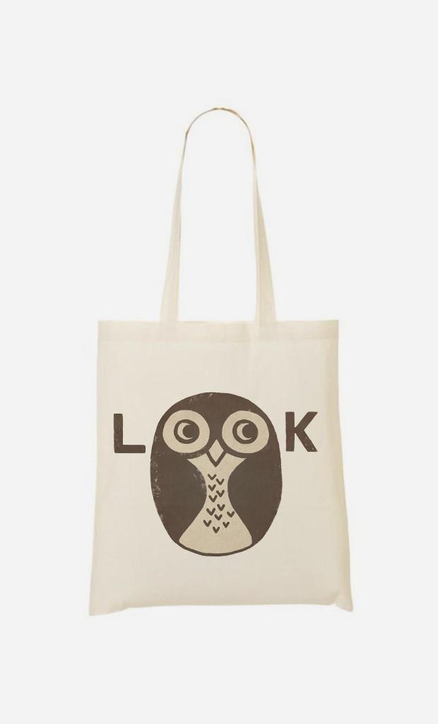 Tote Bag Look