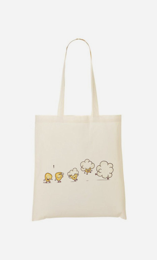 Tote Bag Microwavolution