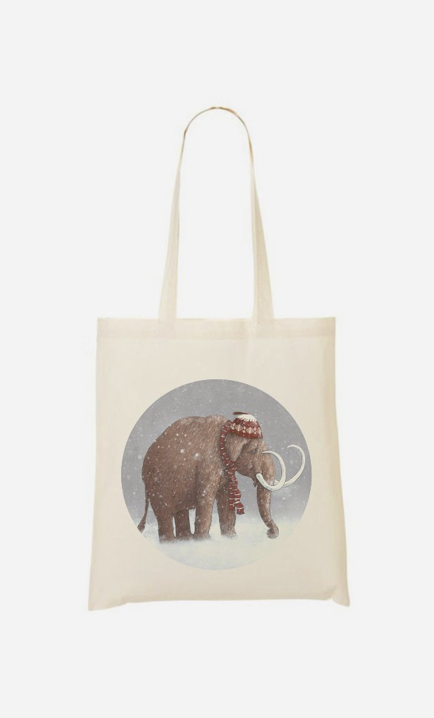 Tote Bag The Ice Age Sucked
