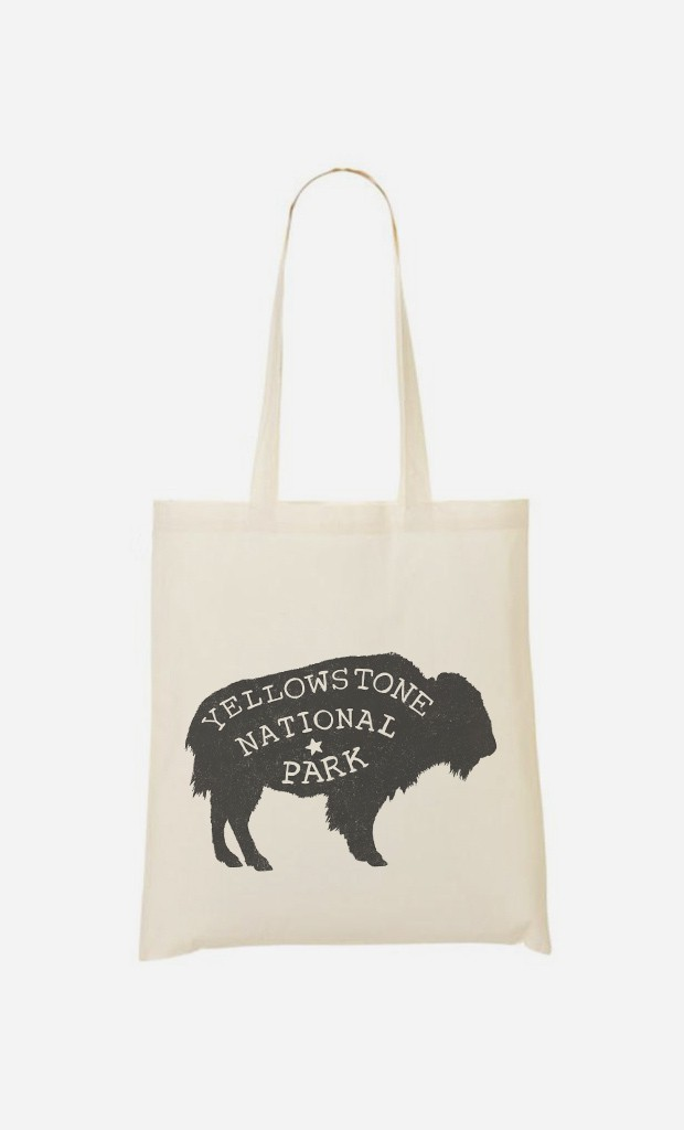 Tote Bag Yellowstone