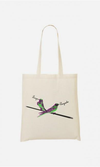Tote Bag I Love You Too