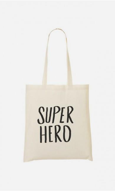 Tote Bag Super Hero