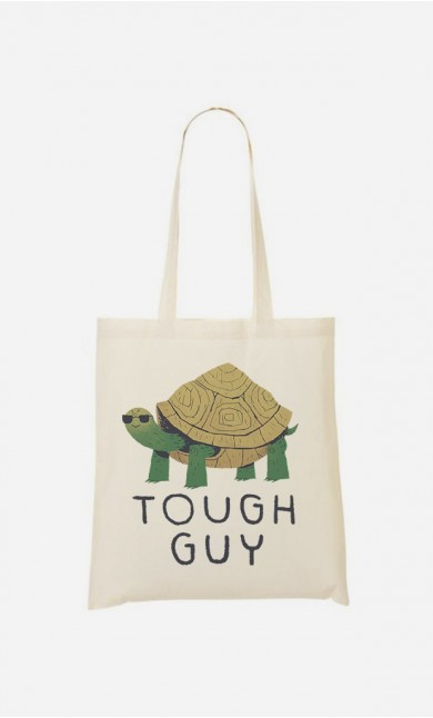 Tote Bag Tough Guy