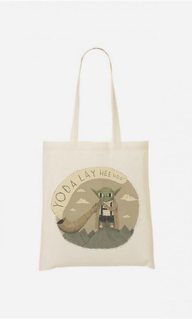 Tote Bag Yoda Layheehoo
