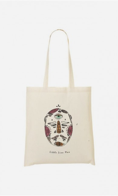 Tote Bag Little Lion Man