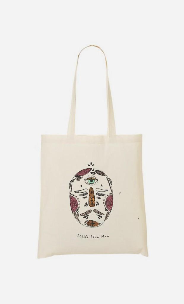 Tote Bag Little Lion Man