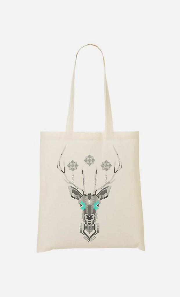 Tote Bag Geo Deer