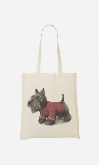 Tote Bag Scotty