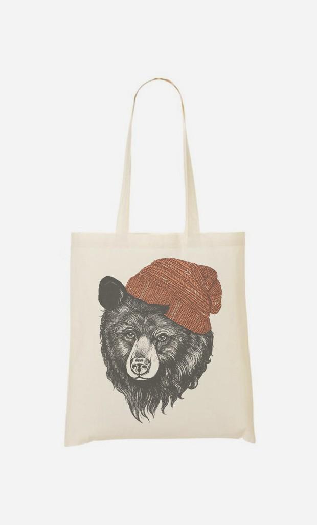 Tote Bag Bear