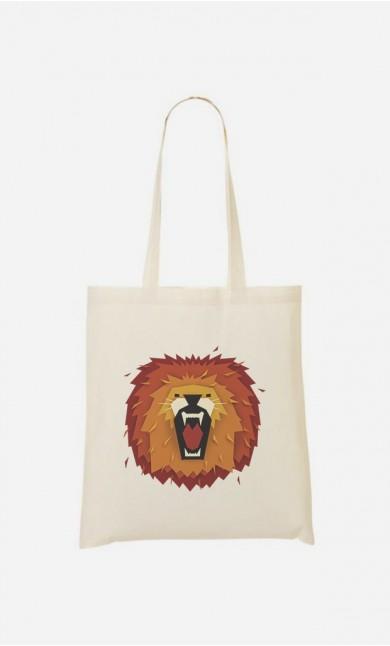 Tote Bag Lion