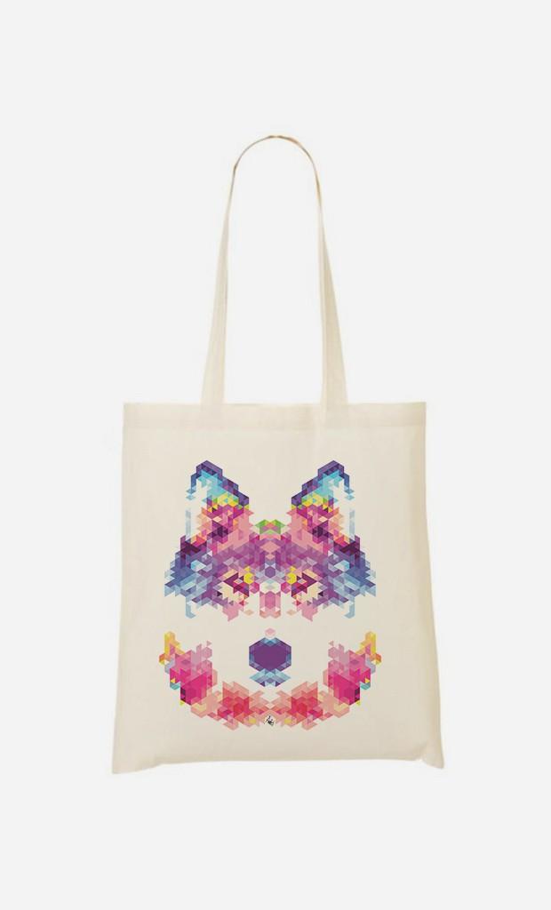 Tote Bag Wolfie