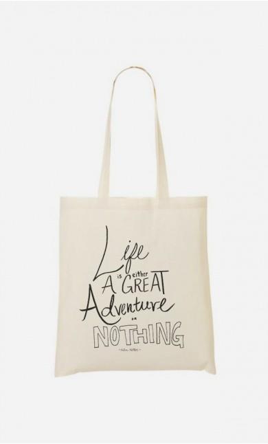 Tote Bag Great Adventure