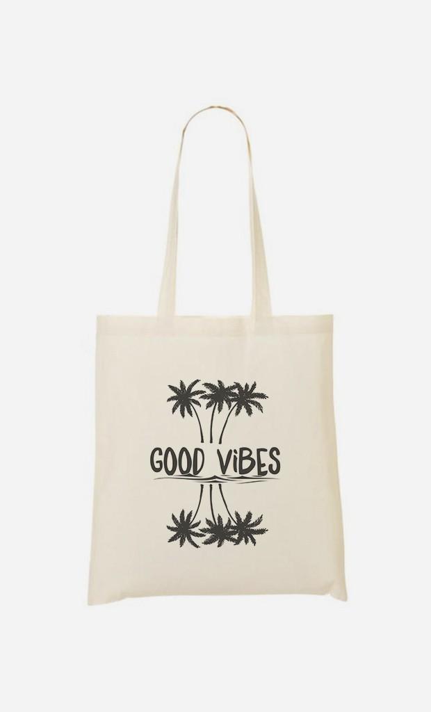 Tote Bag Good Vibes