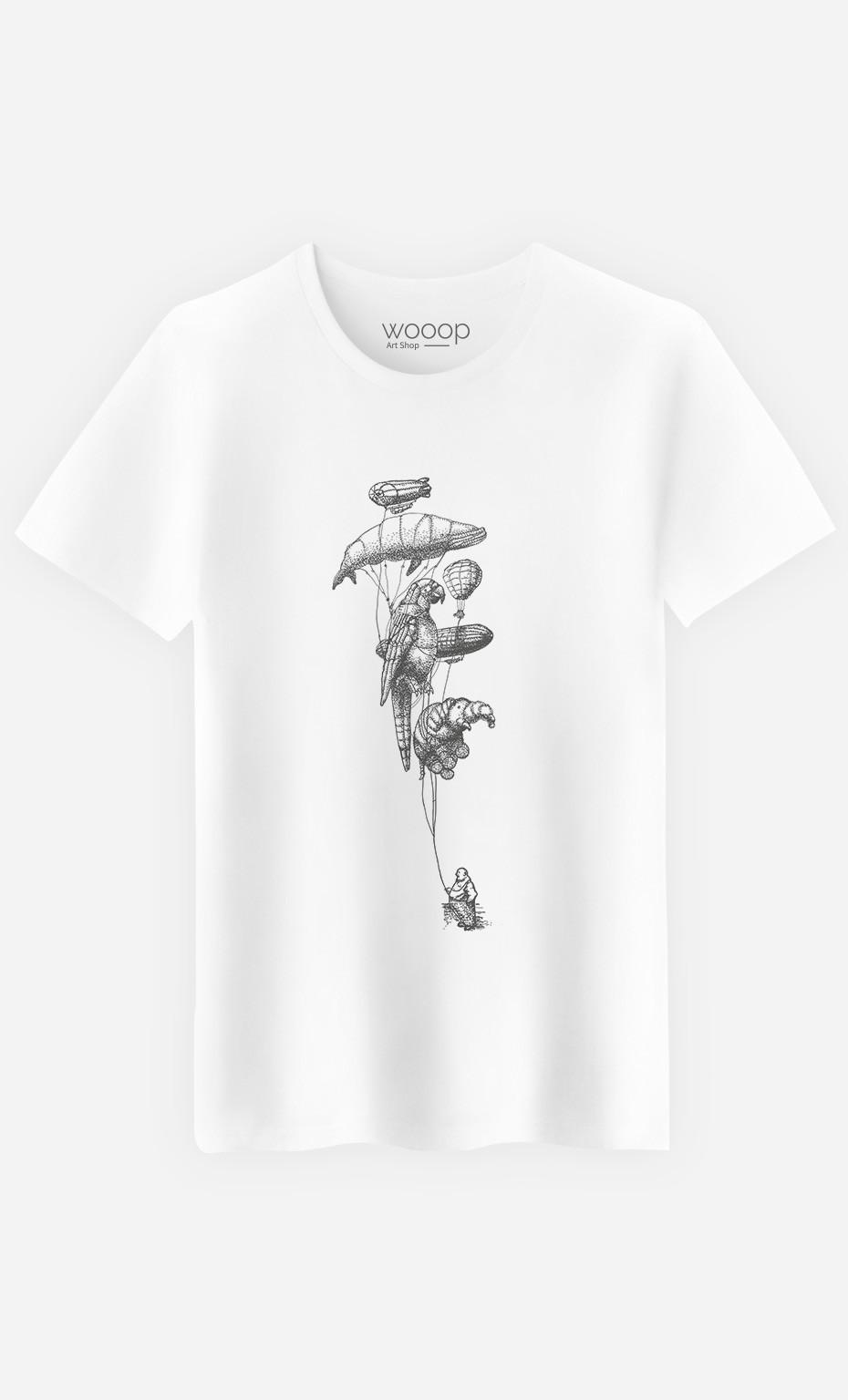 T-Shirt Helium Menagerie