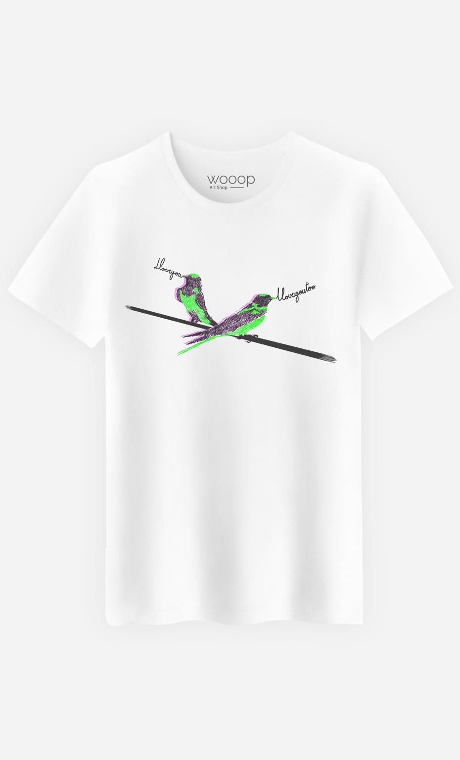 T-Shirt I Love You Too