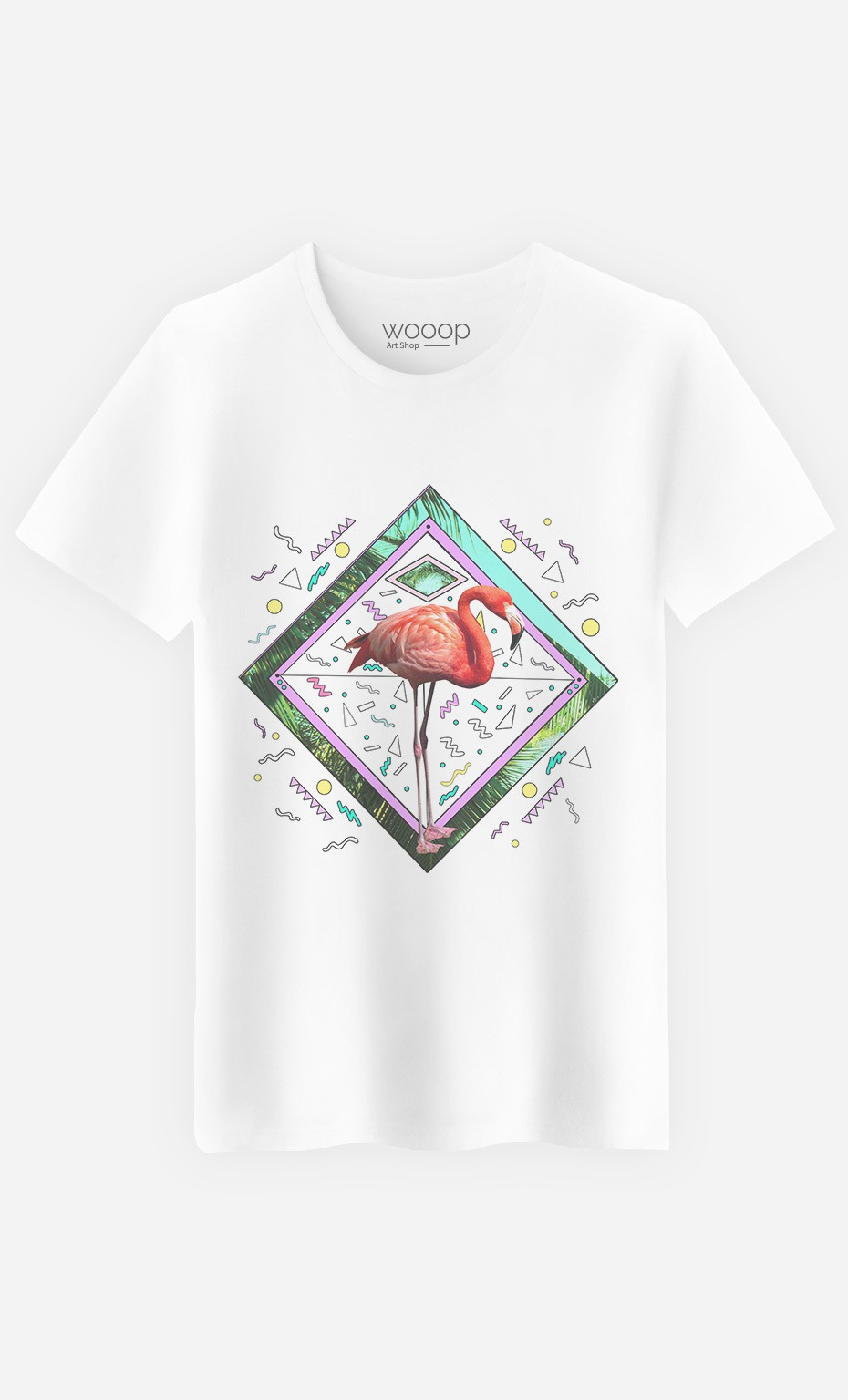 T-Shirt Flamingooo
