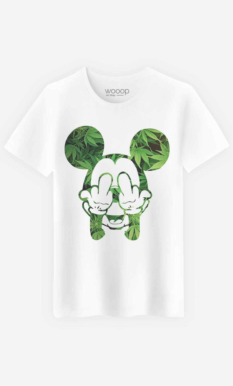 T-Shirt Fuck & Smoke