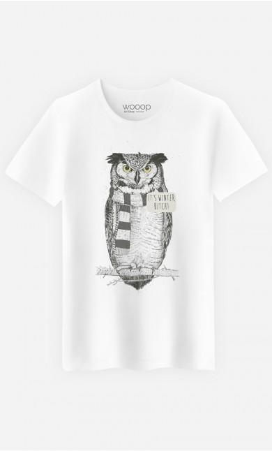 T-Shirt It's Winter Bitch