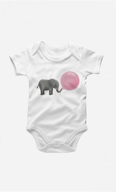 Bodysuit Jumbo Bubble Gum