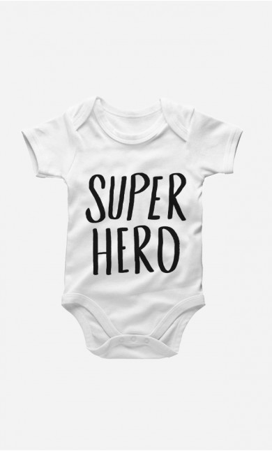 Bodysuit Super Hero