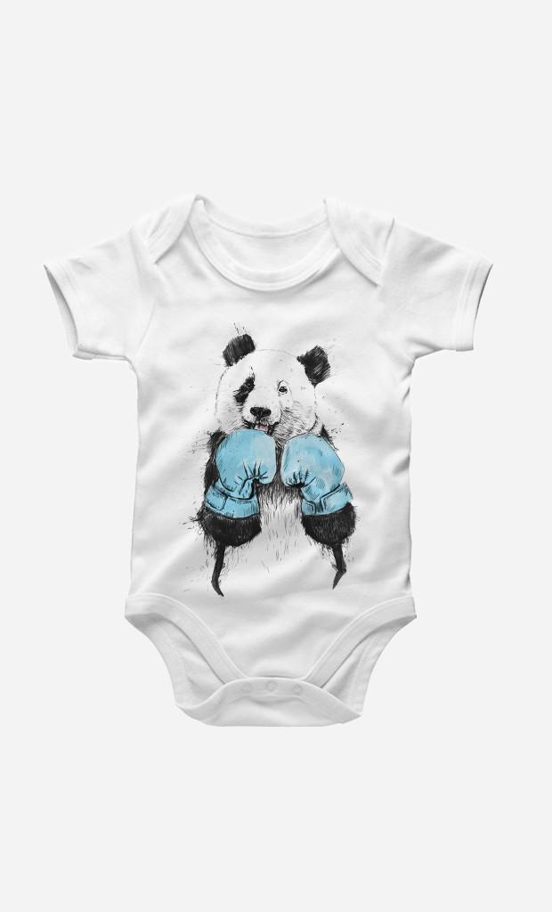 Bodysuit The Winner Panda
