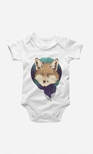 Bodysuit Winter Fox