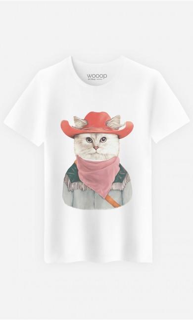 T-Shirt Rodeo Cat