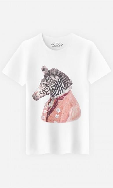 T-Shirt Zebra Cream