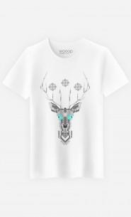 T-Shirt Geo Deer