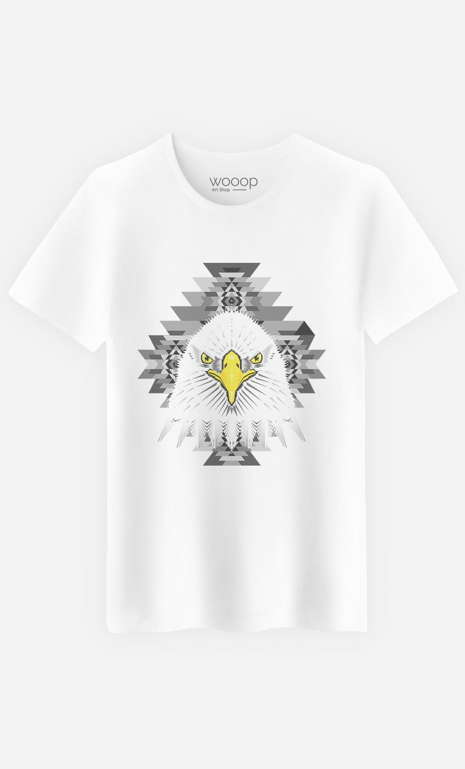 T-Shirt Geo Eagle