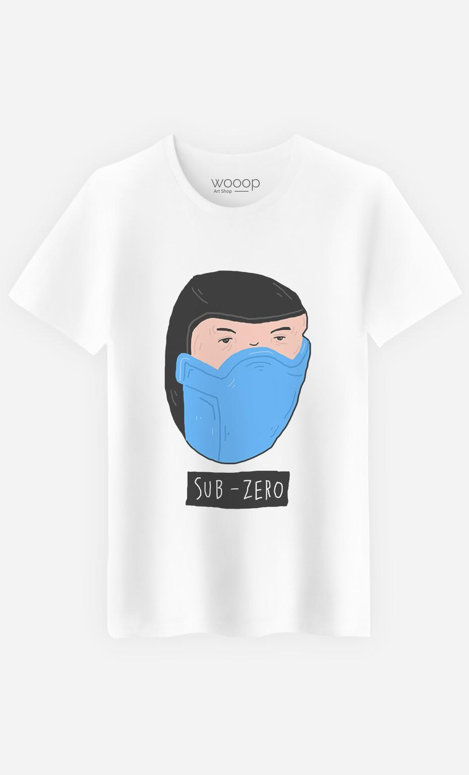 T-Shirt Sub Zero