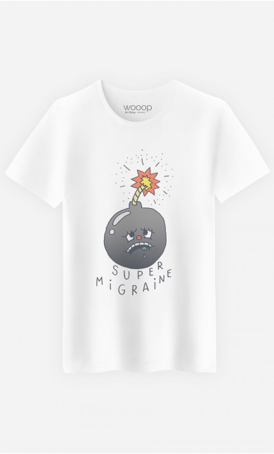 T-Shirt Super Migraine