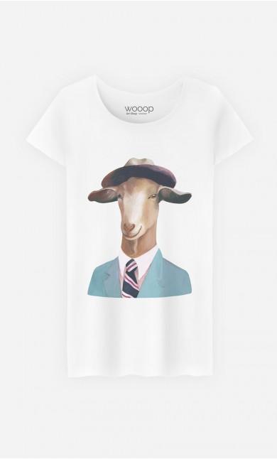 T-Shirt Goat