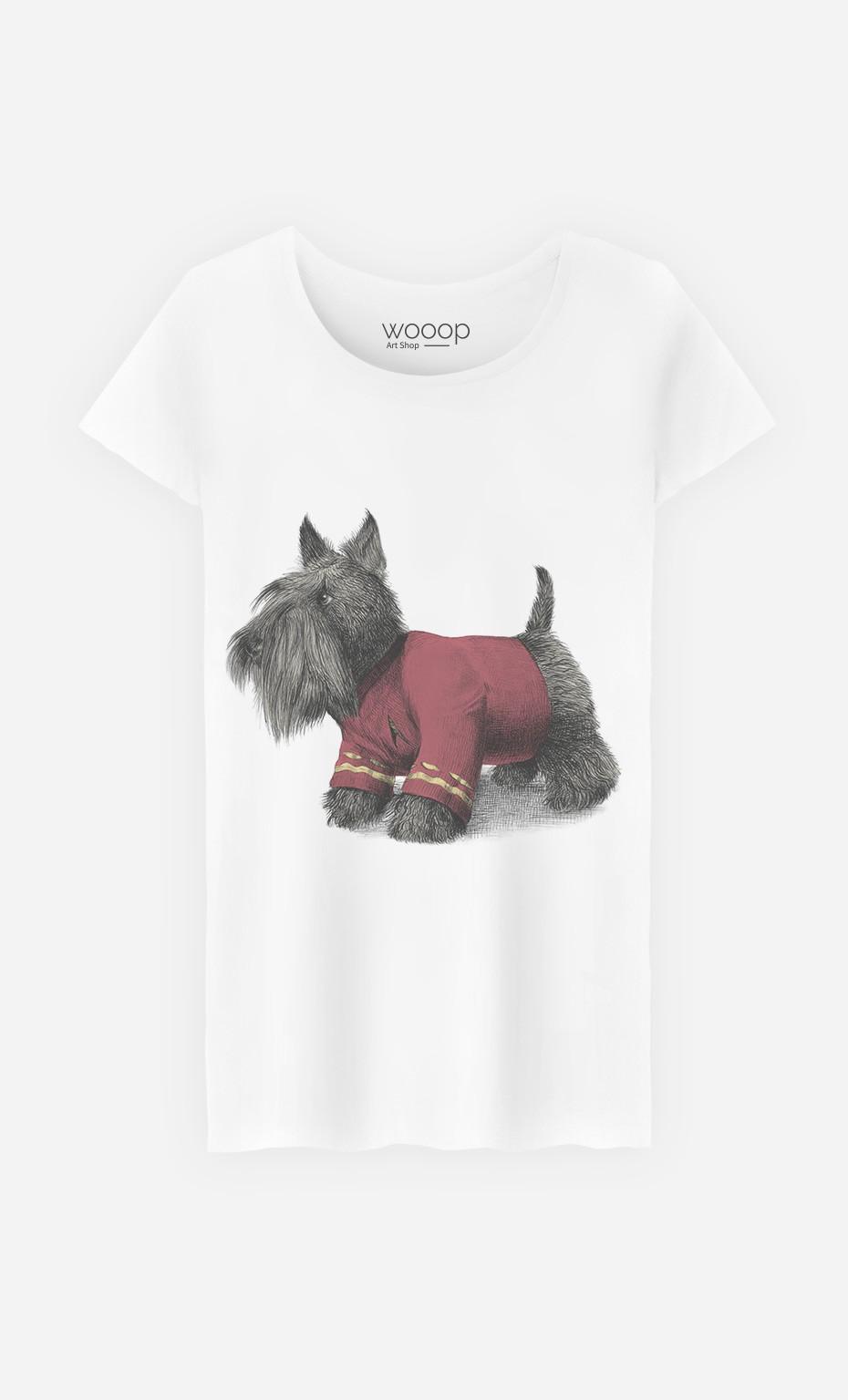 T-Shirt Scotty