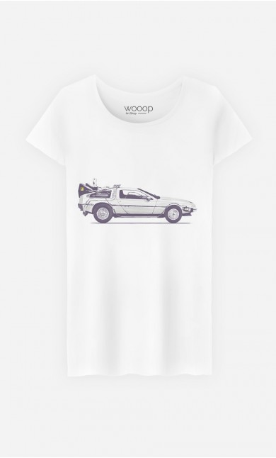 T-Shirt Delorean