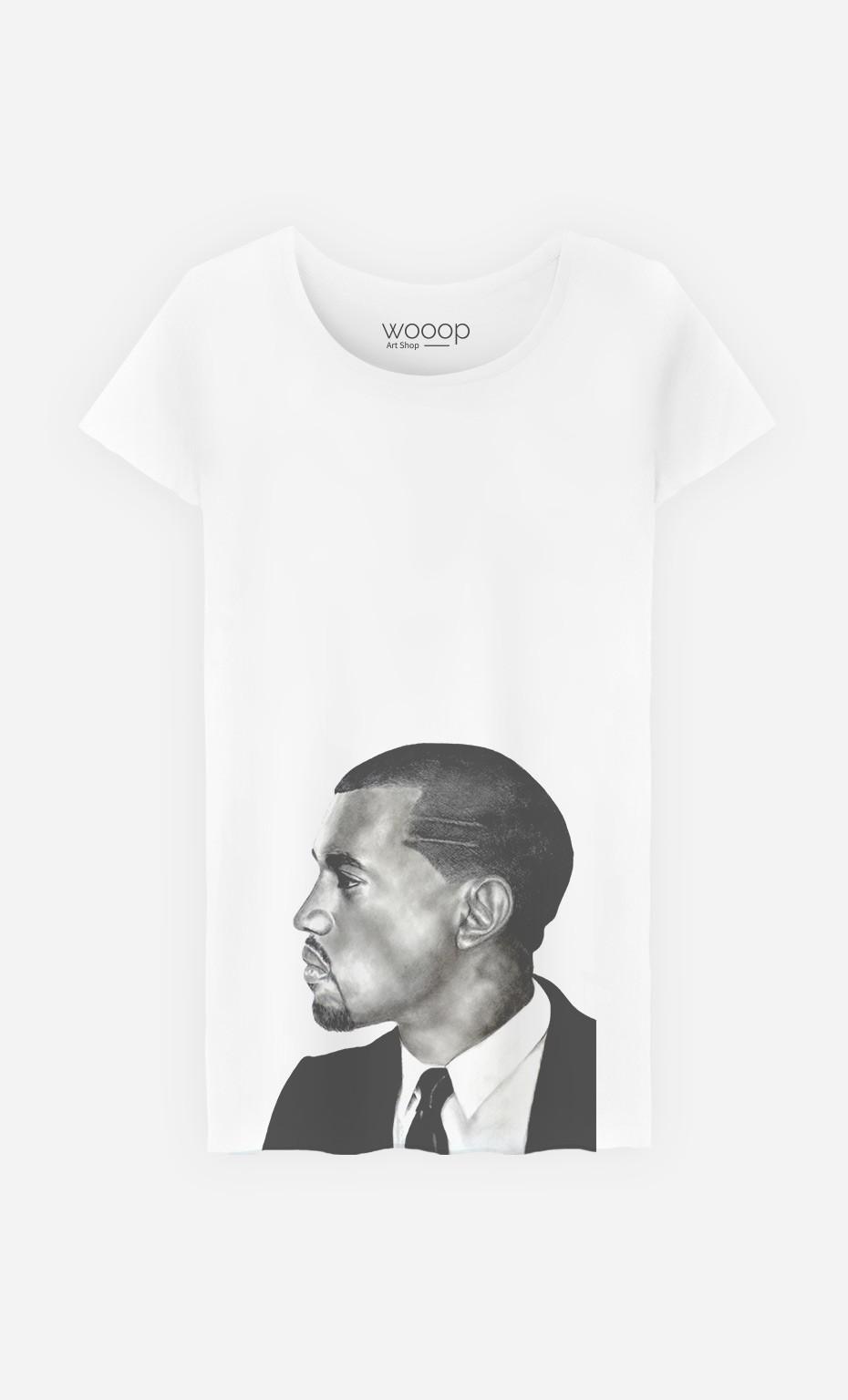 T-Shirt Kanye West