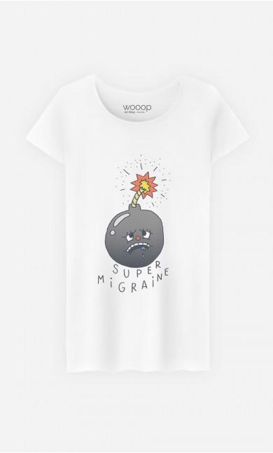 T-Shirt Super Migraine