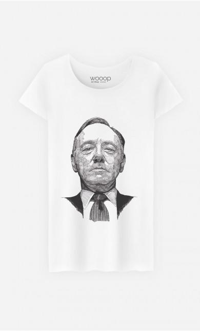 T-Shirt Frank Underwood