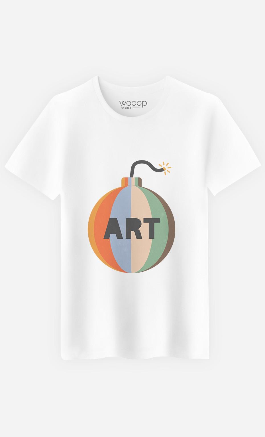 T-Shirt Art Bomb