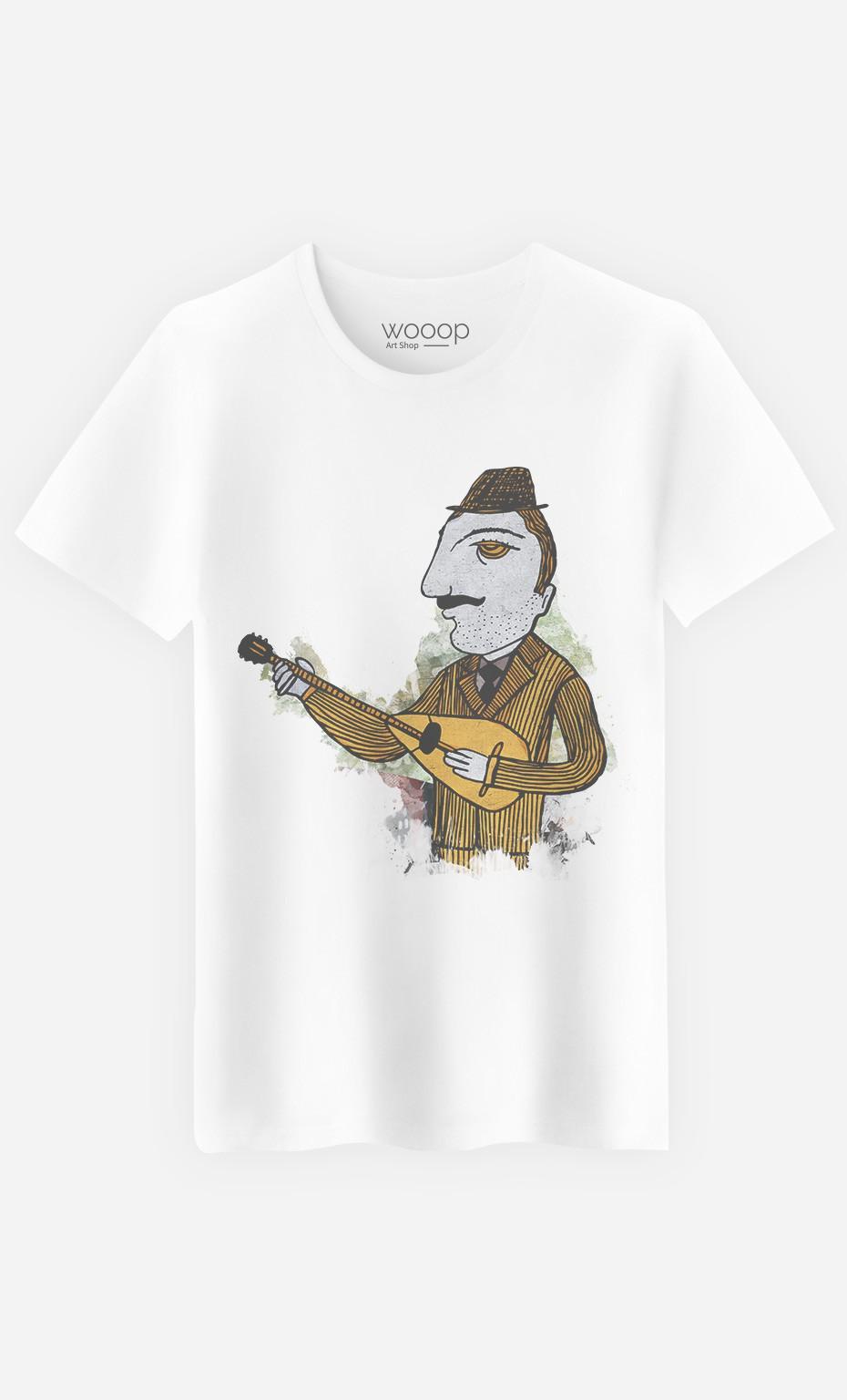 T-Shirt Rebetis