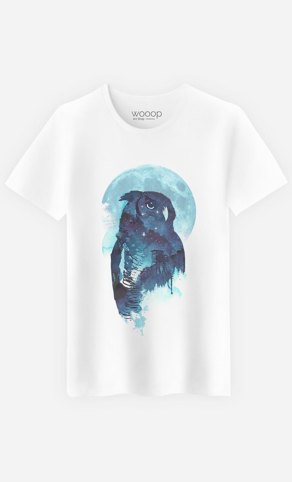 T-Shirt Midnight Owl