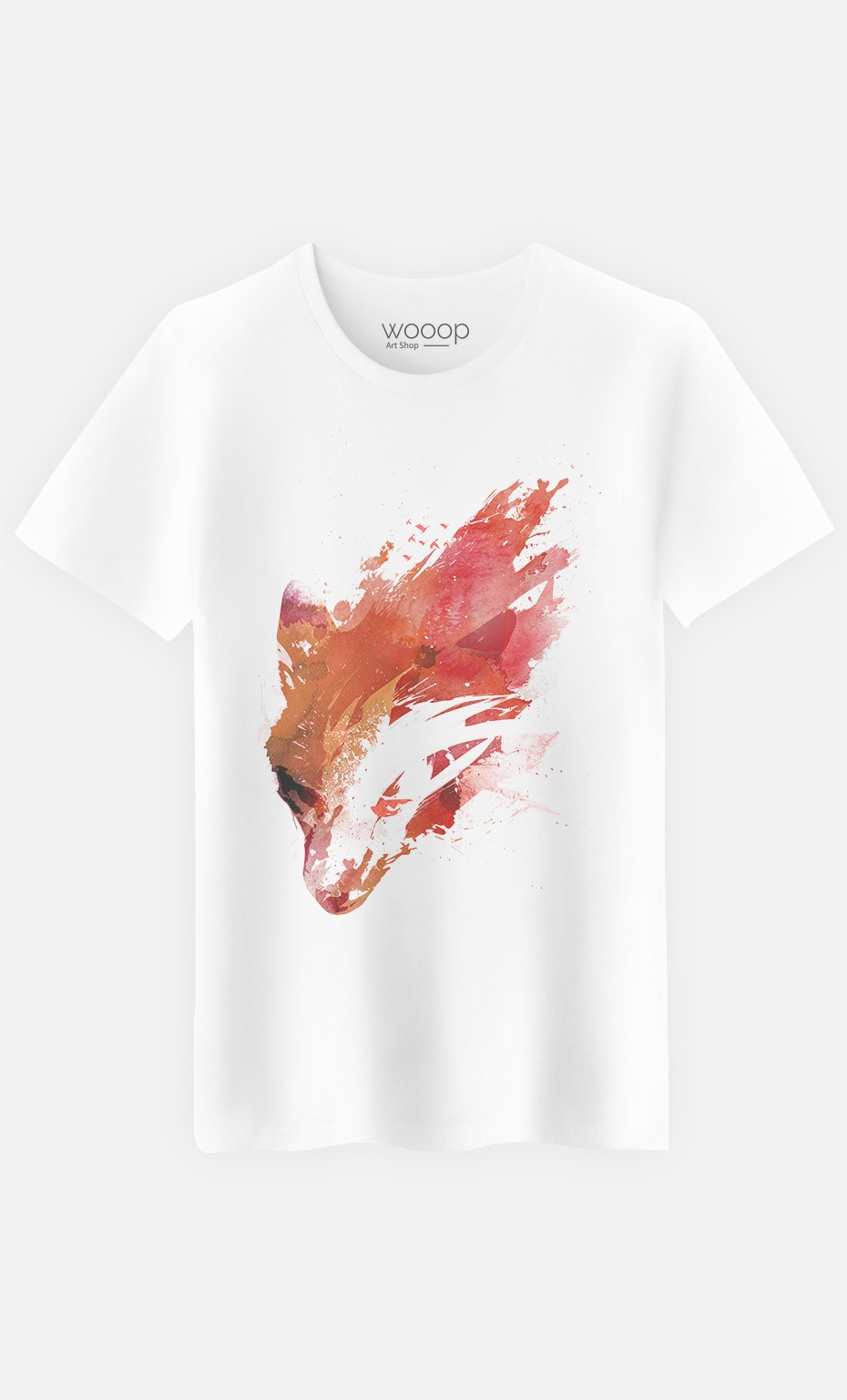 T-Shirt Wild Fox