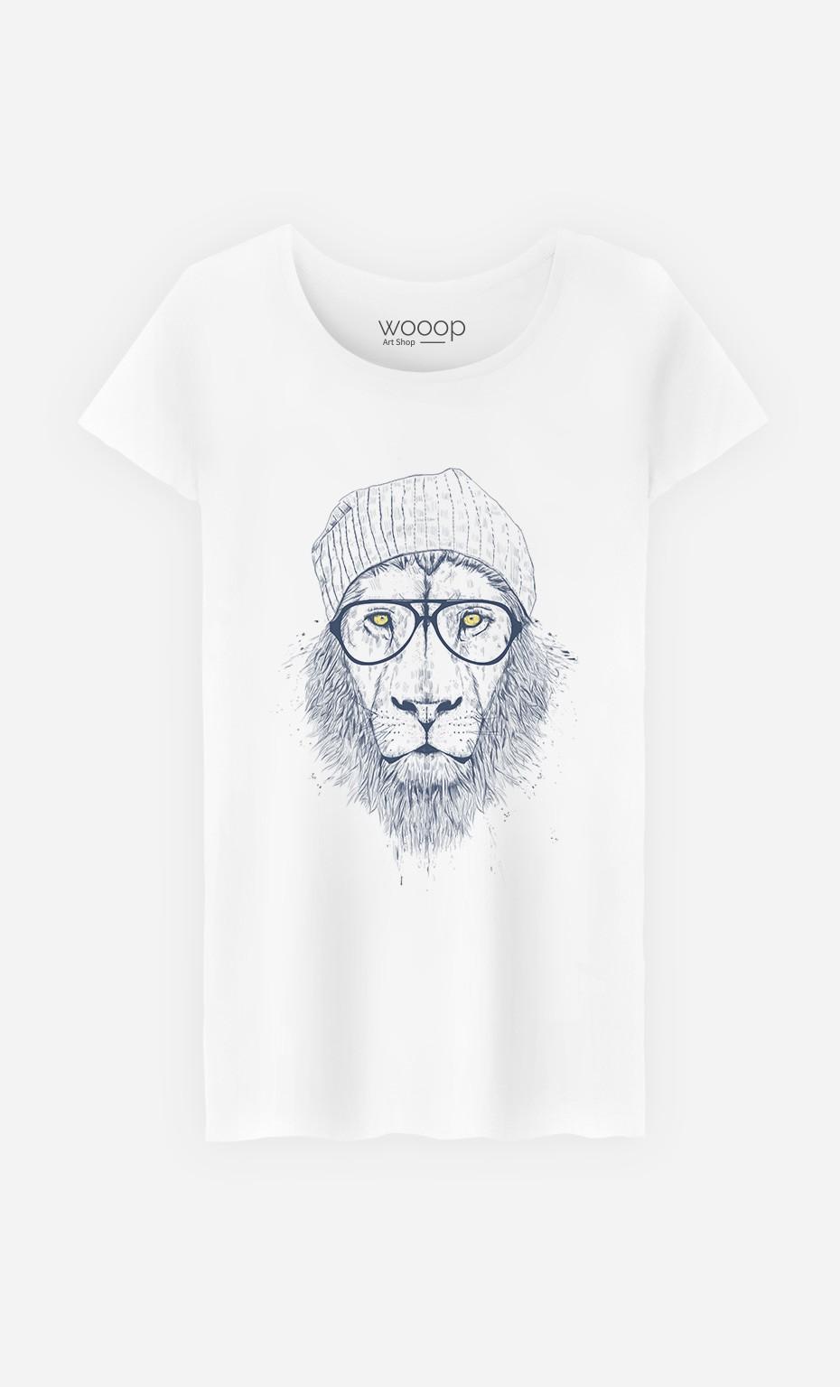 T-Shirt Cool Lion