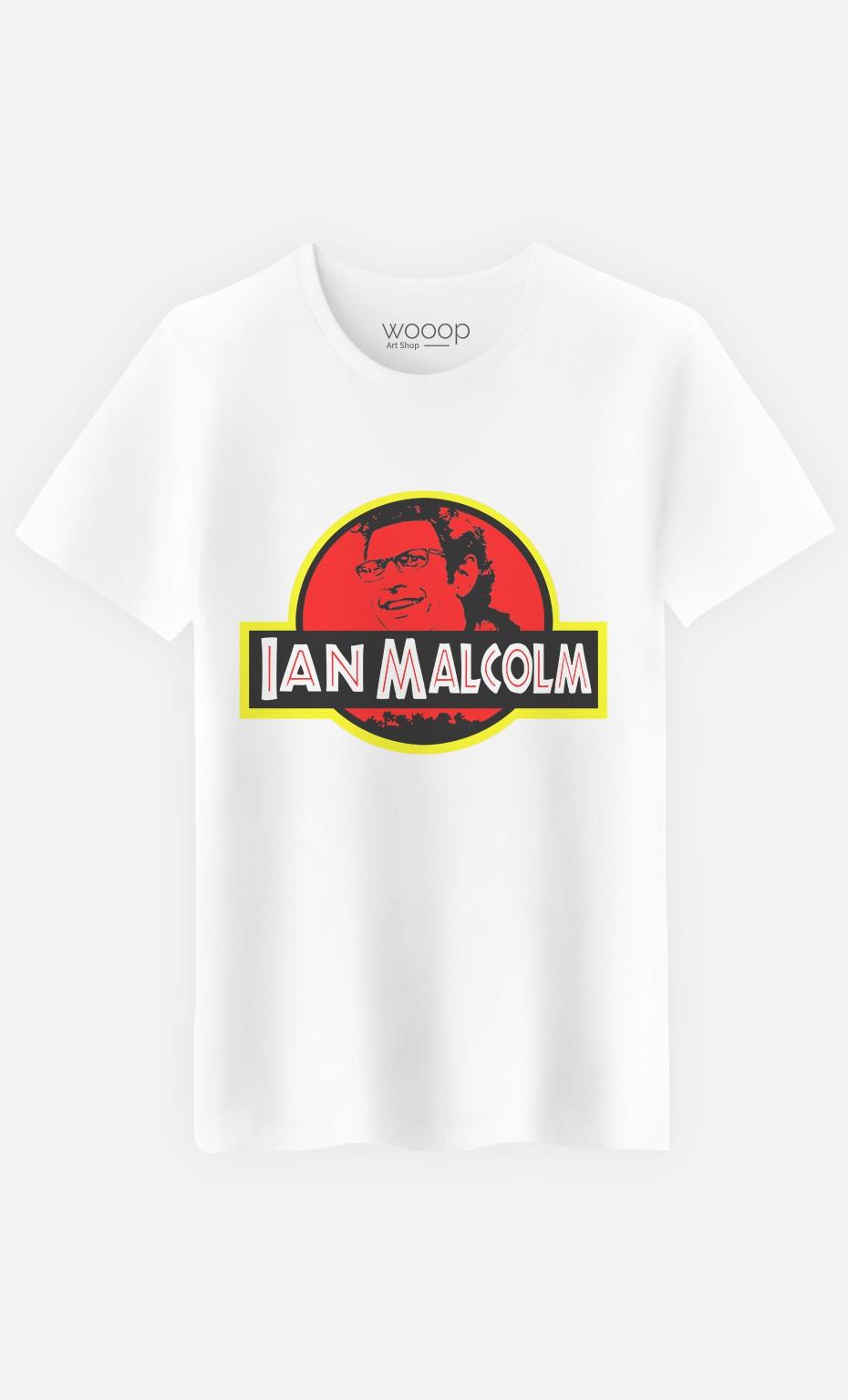T-Shirt Ian Malcolm