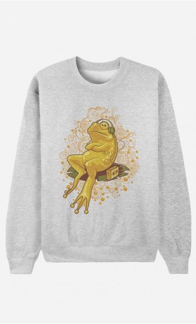 Sweat Froggie Relax Mode