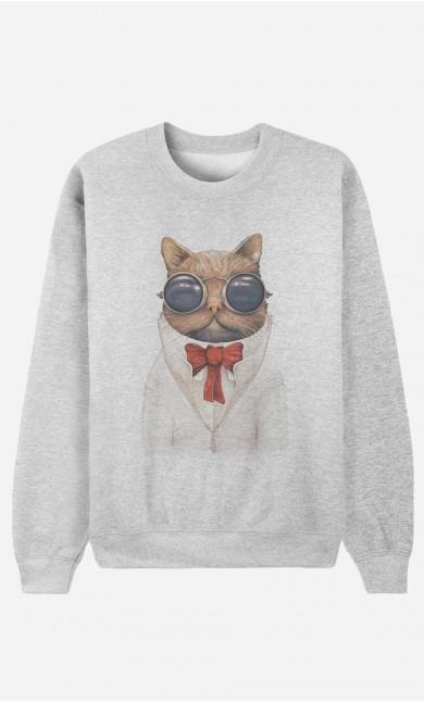 Sweatshirt Astro Cat
