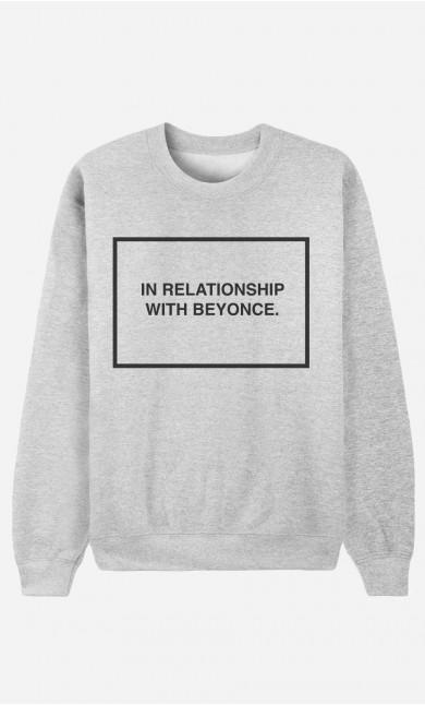 Sweatshirt With Beyoncé