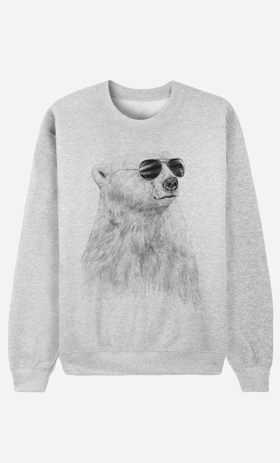 Sweatshirt Don't Let The Sun Go Down